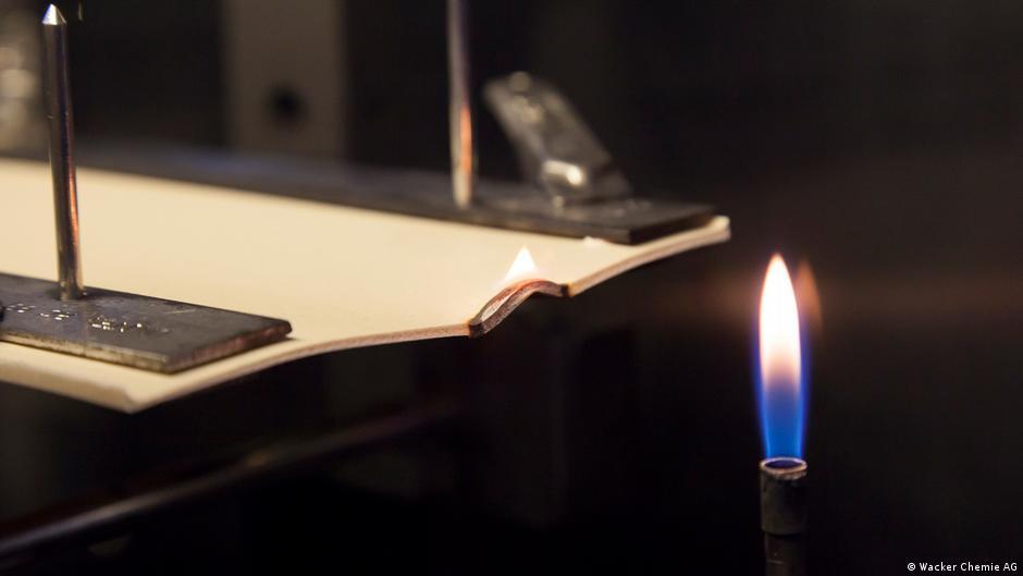 brennt chlor auf offenen stellen auf der haut