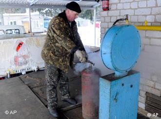 Газовые краны в Европу перекрыты