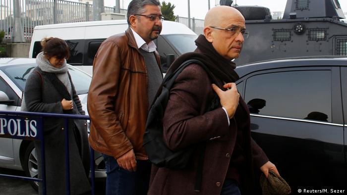 Türkei Enis Berberoglu, Rechtsanwalt, Partei CHP (Reuters/M. Sezer)
