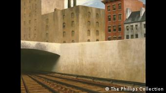 Edward Hopper Approaching the City (The Phillips Collection)