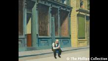 Edward Hopper: Sunday