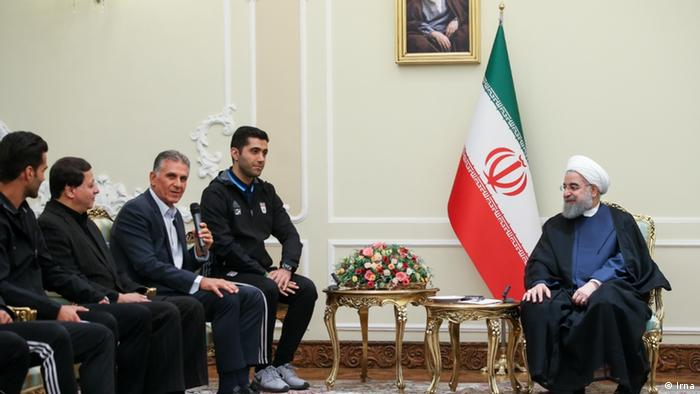 Iran Fußball (Irna)