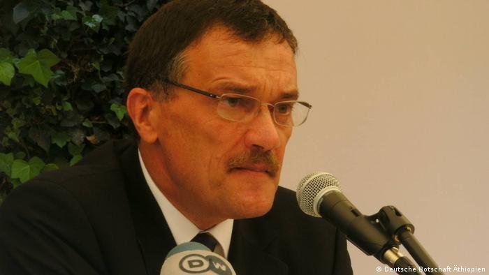 Deutsche Botschaft Äthiopien, Botschafter Joachim Schmidt (Deutsche Botschaft Äthiopien)