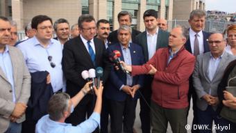 Türkei CHP-Abgeordneter Engin Altay (DW/K. Akyol )
