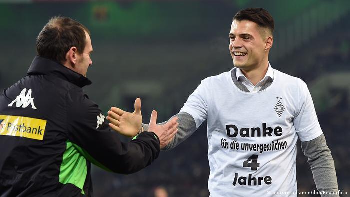 Borussia Mönchengladbach - VfL Wolfsburg 1:2 (picture alliance/dpa/Revierfoto)