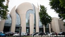 Deutschland Zentralmoschee in Köln