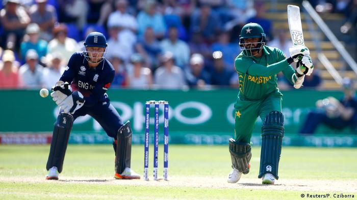 UK Cricket ICC Champions Trophy | Pakistan gegen England (Reuters/P. Cziborra)
