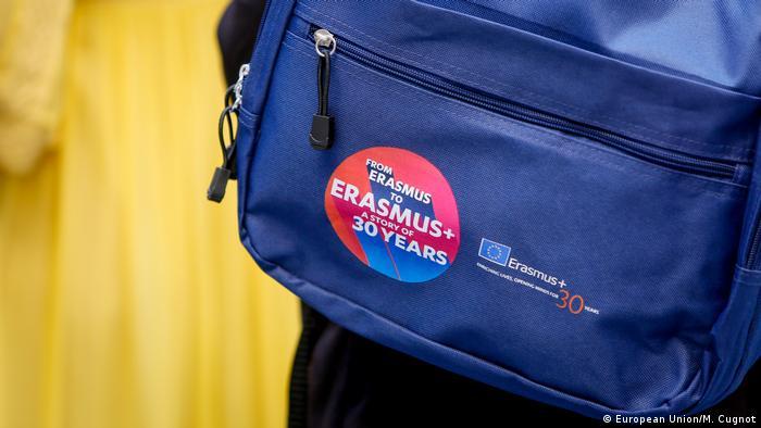 Europa 30 Jahre Erasmus