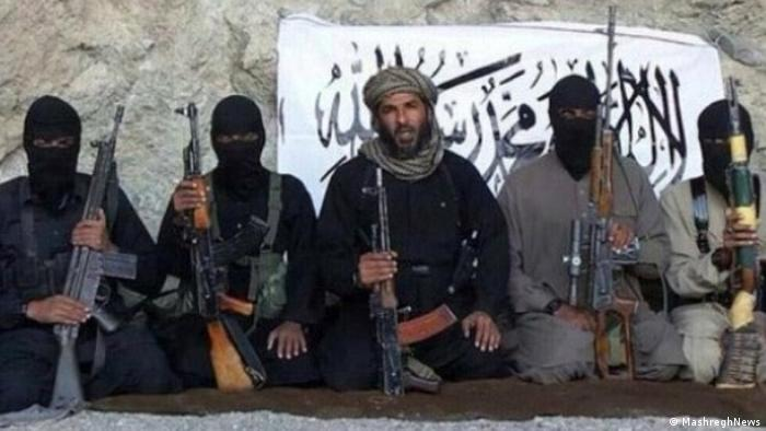 Iran Ansar al-Forghan Terror (MashreghNews)