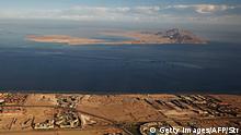 Ägypten Die Inseln Sanafir und Tiran