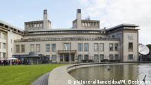 Internationaler Strafgerichtshof für das ehemalige Jugoslawien in Den Haag