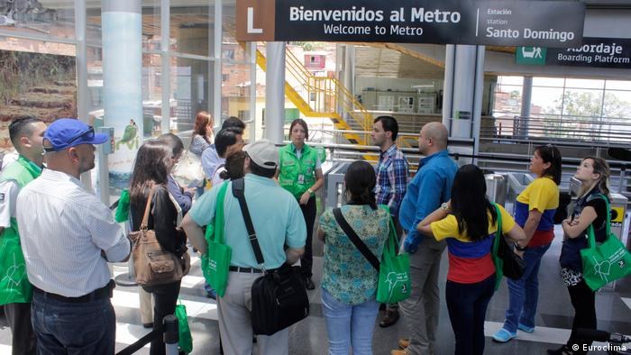 Euroclima | Ausbildung Risikomanagement in Medellín (Euroclima)