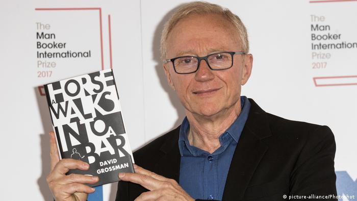 Man Booker Prize 2017 - David Grossman (picture-alliance/Photoshot)