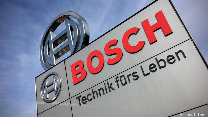 Robert Bosch GmbH - Firmenlogo
