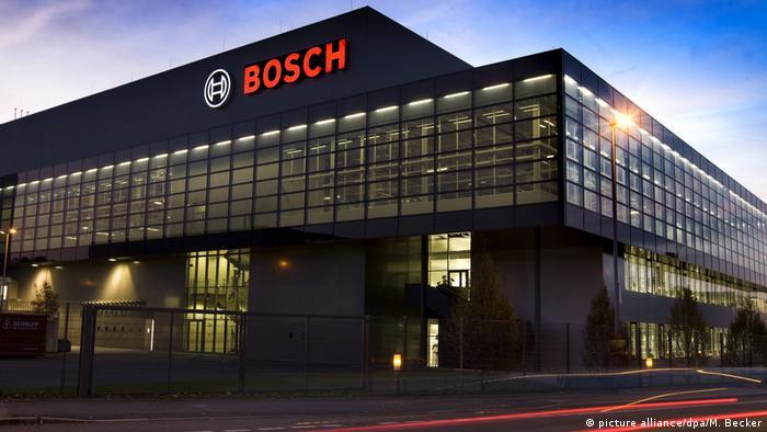 Bosch pays 90-million-euro fine over diesel scandal   News   DW
