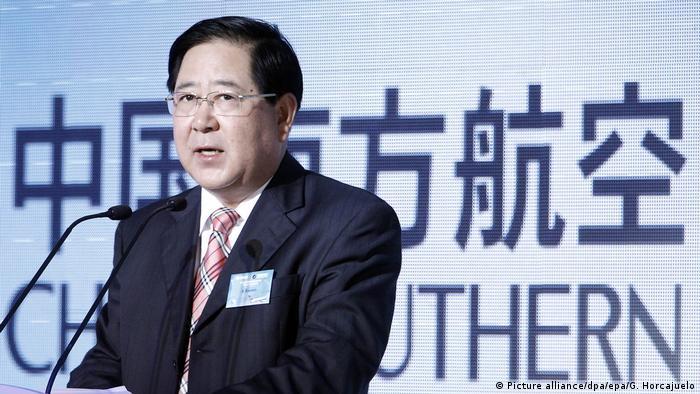 Si Xianmin (Picture alliance/dpa/epa/G. Horcajuelo)