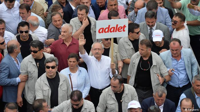 FR: Kılıçdaroğlu haklı ama gecikti