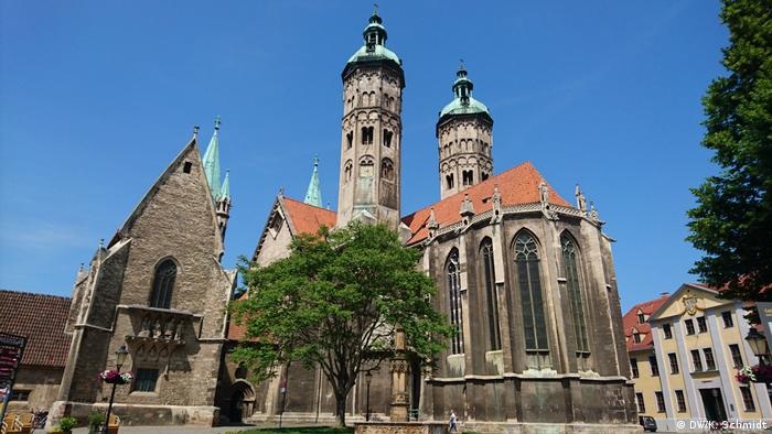 La Ruta Románica, Catedral de Naumburgo