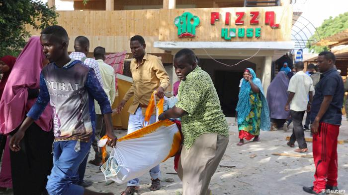 Somalia: terror attack in Mogadishu
