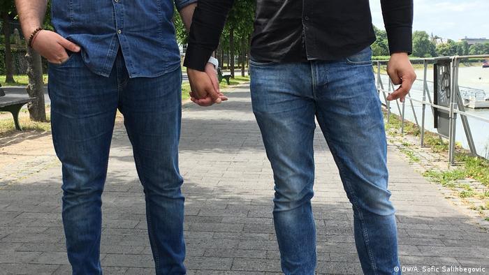 Два мужчины