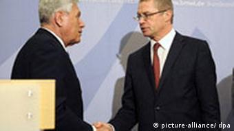 Glos fordert Gazprom und Ukraine zur Beilegung des Streits auf