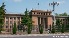 The Presidential Palace in Dushanbe, the Tajik capital. Ruslan Krivobok/RIA Novosti