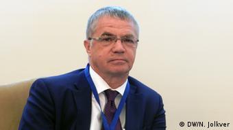 Александр Медведев на конференции в Берлине 15 июня