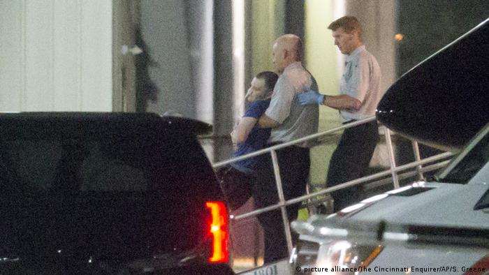 USA Nordkorea freigelassener US-Student erlitt neurologische Verletzung | (picture alliance/The Cincinnati Enquirer/AP/S. Greene)