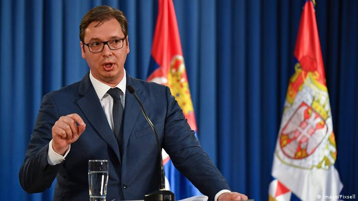 Serbia balances between Russia and the West   Europe  News
