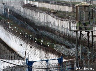 Тюрьма в Минске