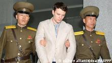 Nordkorea - US-Student Otto Warmbier