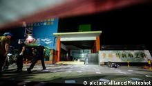 China - Explosion nahe eines Kindergartens in Fengxian