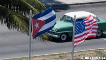 Kuba - Tourismus - USA