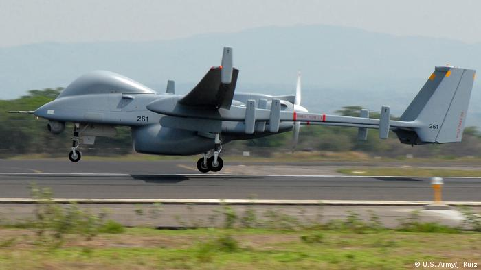 Heron TP drone