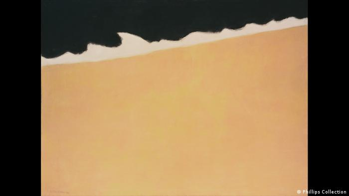 Milton Avery Schwarze See 1959 (Phillips Collection)