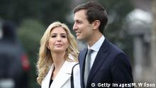 USA Ivanka Trump & Jared Kushner