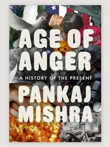 Buchcover Age of Anger: A History of the Present Pankaj Mishra