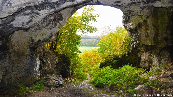 Пещера Бокштайн