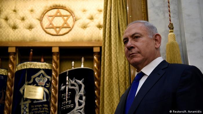 Griechenland Premier Netanjahu zu Besuch in Thessaloniki (Reuters/A. Avramidis)