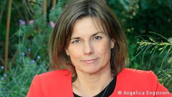 Isabella Lövin Ministerin Schweden