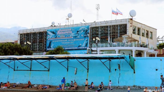 Поток отдыхающих в Крым в начале турсезона упал почти на 40 процентов