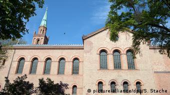 Berlin Evangelische Kirchengemeinde Tiergarten Rushd-Goethe Moschee