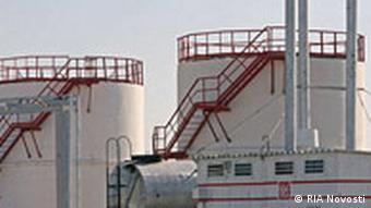 Добыча газа в Узбекистане (фото из архива)