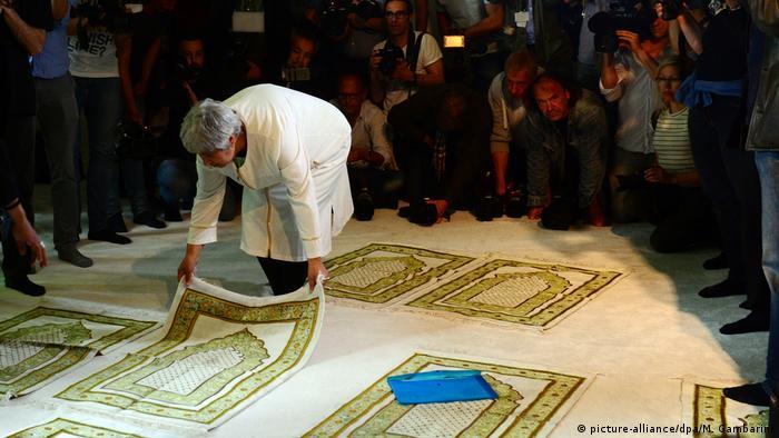 Deutschland Eröffnung liberale Moschee in Berlin