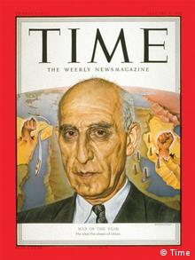 Time Magazin Cover Mohammad Mosaddegh