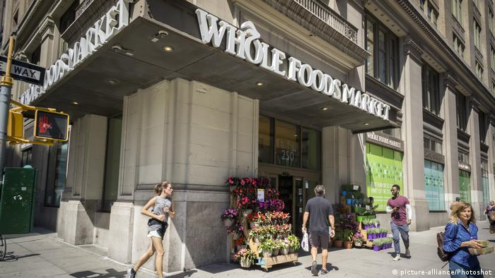 USA Whole Foods Market in New York