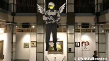Banksy Ausstellung Berlin the art of banksy exhibition