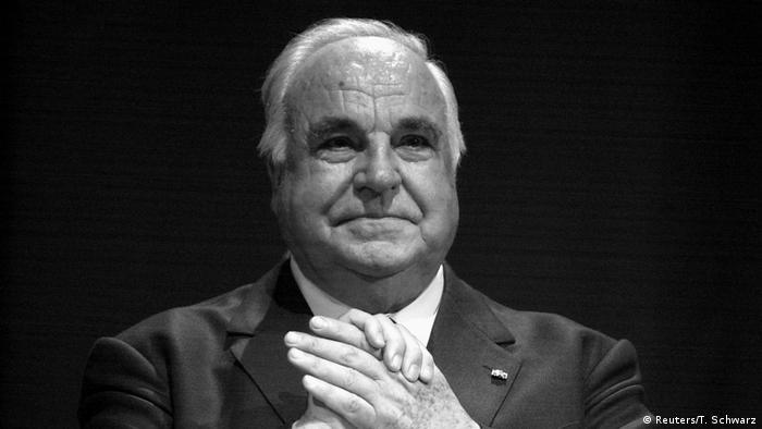 Altbundeskanzler Helmut Kohl (Reuters/T. Schwarz)