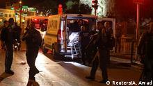 Israelische Polizistin bei Angriff in Jerusalem getötet