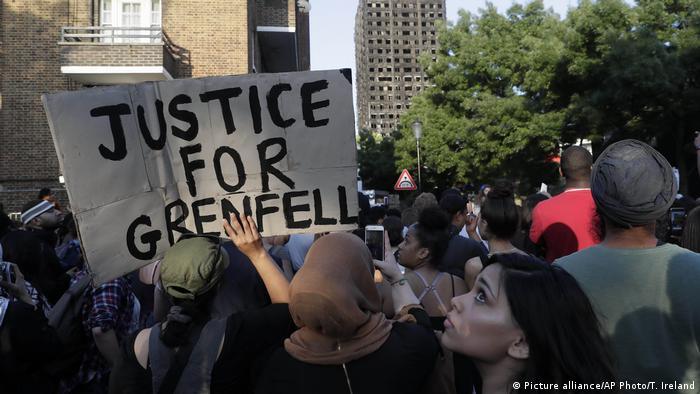 England London Demo (Picture alliance/AP Photo/T. Ireland)
